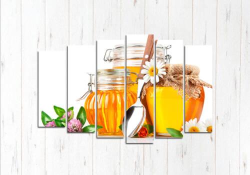Модульная картина Домашний чай