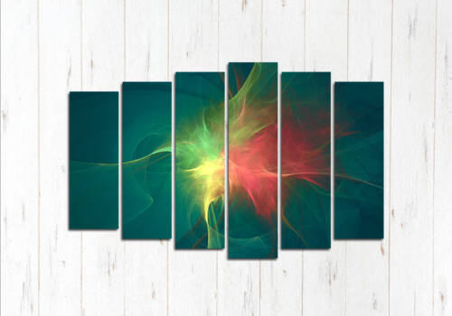 Модульная картина Три цвета