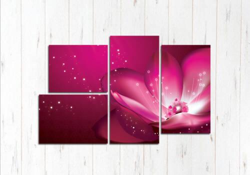 Жемчужный цветок