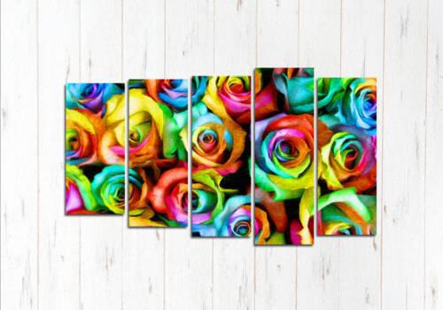 Розы в сумбуре