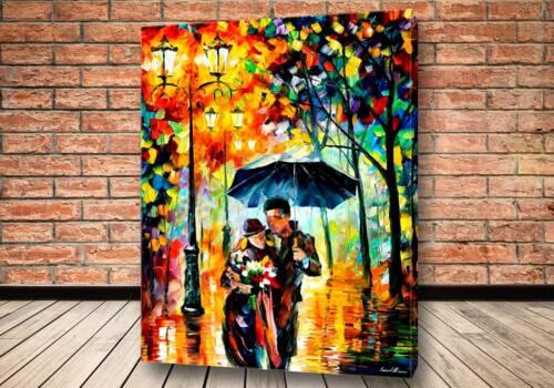 Картина Под зонтом