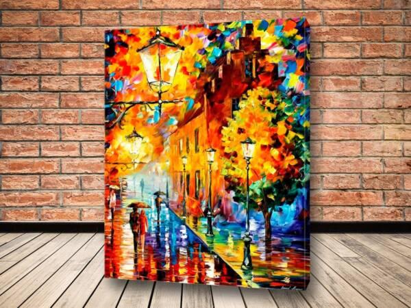 Картина Магическая улица