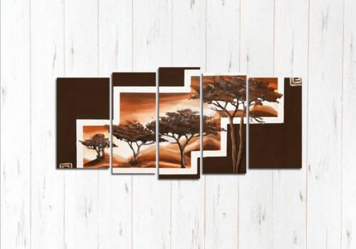 Модульная картина Африканское дерево