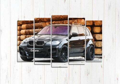 Модульная картина BMW X5