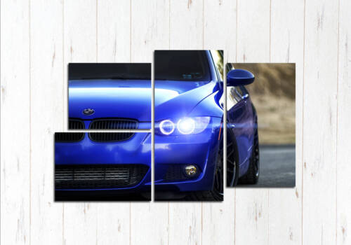 Модульная картина BMW Style