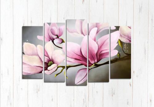 Модульная картина Нежное цветение