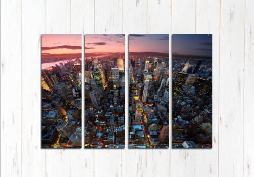 Гонконг рассвет