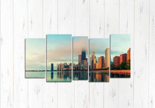 Рассвет Чикаго