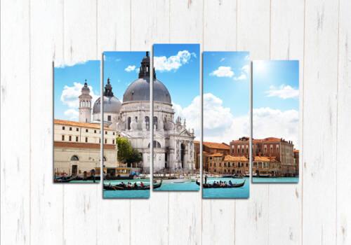 Модульная картина Венеция с воды