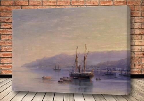 Картина Берег Ялты 1885