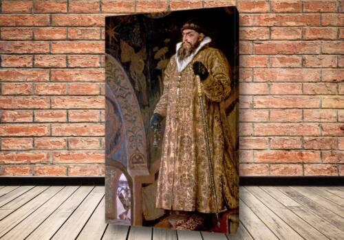 Картина Царь Иван IV Васильевич Грозный
