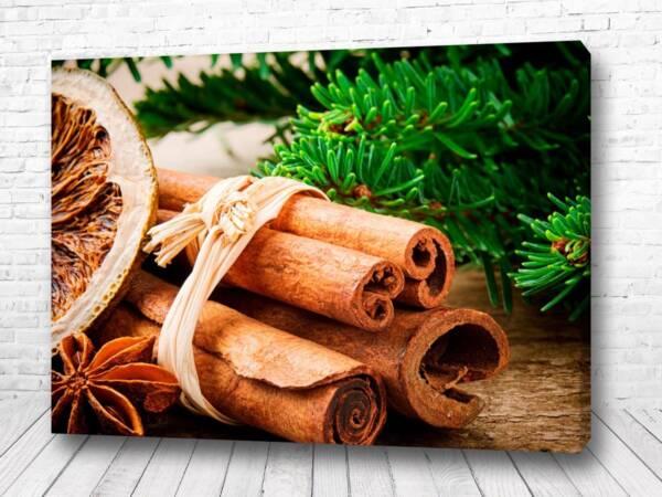 Постер Запах нового года