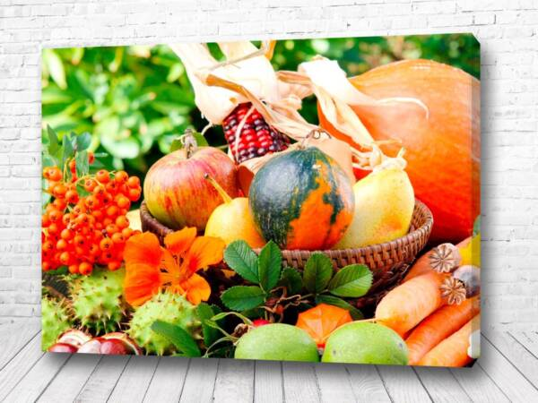 Постер Осенние дары