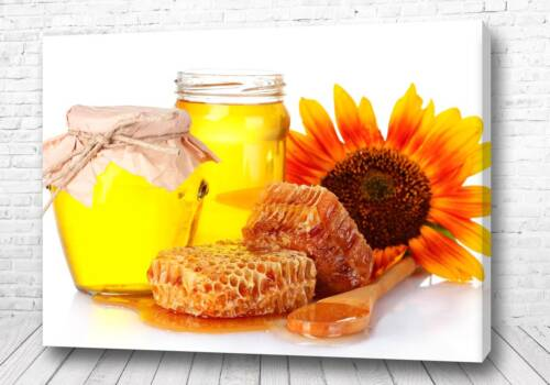 Постер Цвет мёда