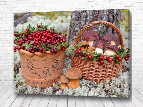 Постер Корзинки ягод