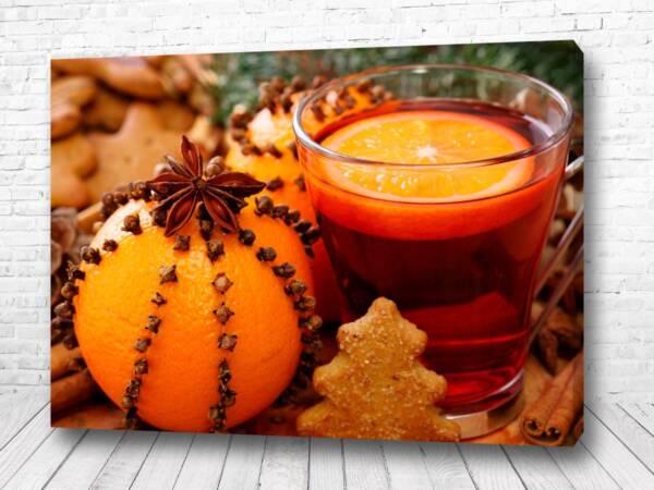 Постер Осенний чай