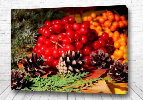 Постер Осенние витамины