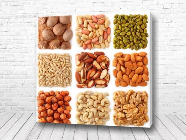 Постер Все орехи