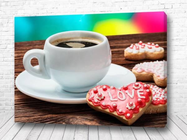 Постер Печенье любви