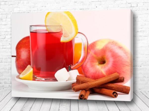 Постер Фруктовый чай