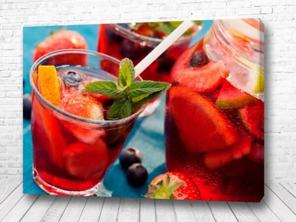 Постер Сладкий напиток