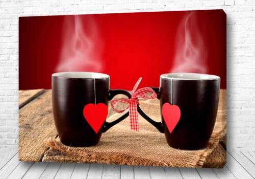 Постер Две чашки