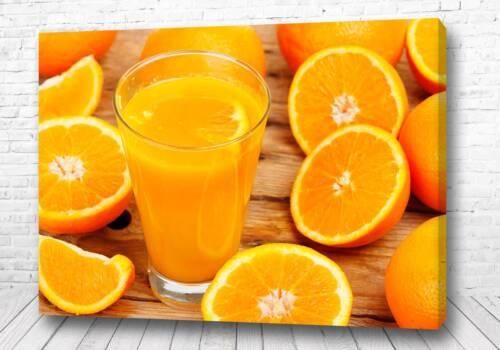 Постер Апельсиновый взрыв