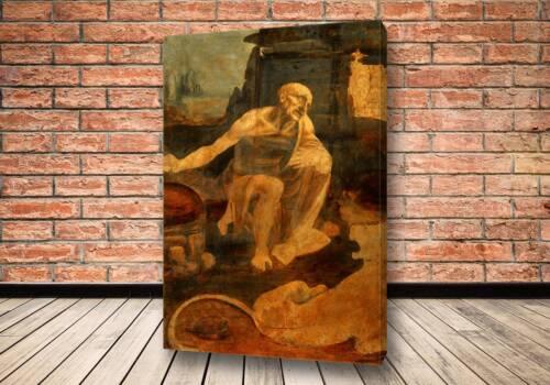 Картина Святой Иероним