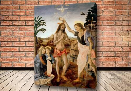 Картина Крещение Христа