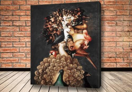 Картина Воздух Джузеппе Арчимбольдо