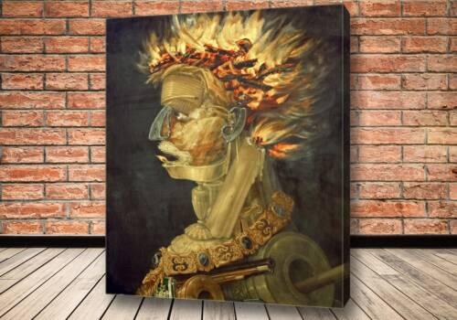 Картина Огонь