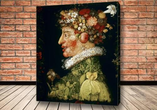 Картина Весна Джузеппе Арчимбольдо