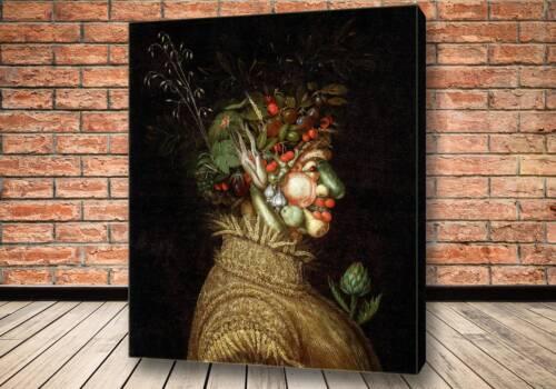 Картина Лето (Аллегорический портрет)