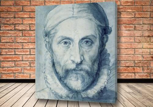 Картина Автопортрет Джузеппе Арчимбольдо