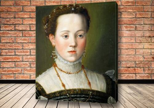 Картина Эрцгерцогиня Анна Австрийская