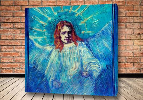 Картина Полуфигура ангела