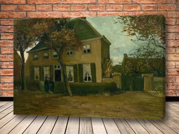 Картина Дом священника в Нейнене