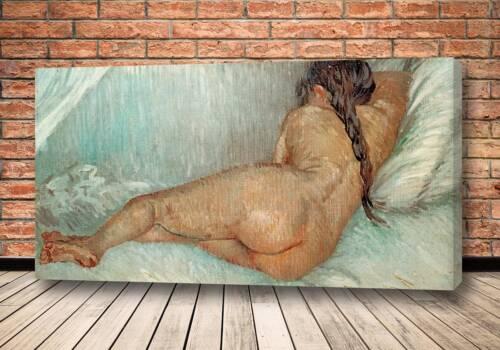 Картина Отдыхающая обнаженная, вид со спины