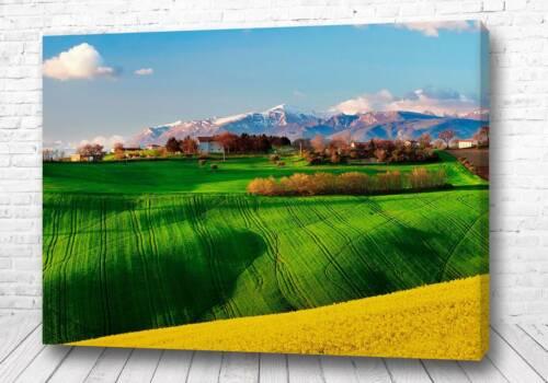 Постер Два холма
