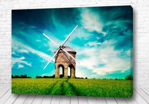 Постер Гордая мельница
