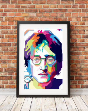 Постер Джон Леннон