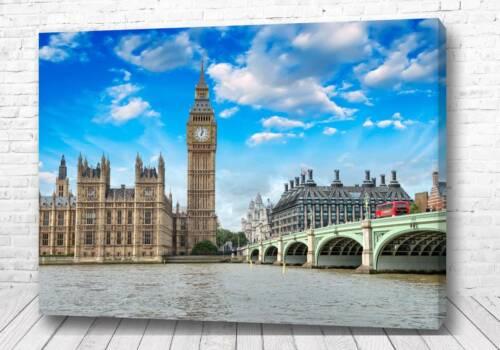 Постер Дневной Лондон
