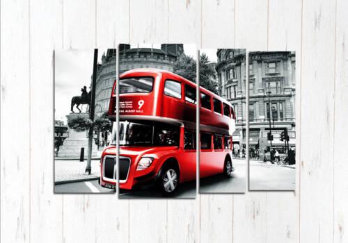 Современный автобус