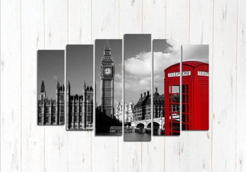 Модульная картина Англия
