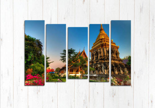 Модульная картина Солнечный Таиланд