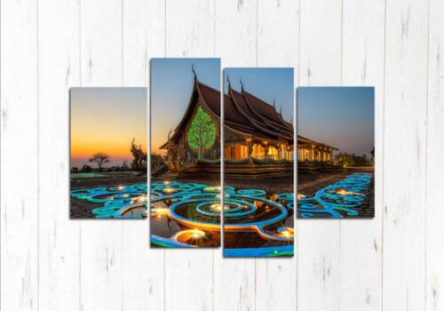 Модульная картина Домик в Чиангмай