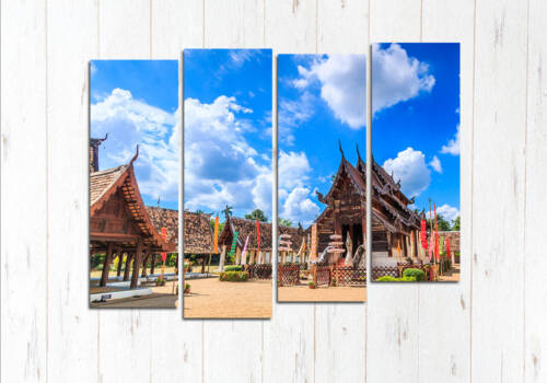 Модульная картина Потрясающий Чиангмай