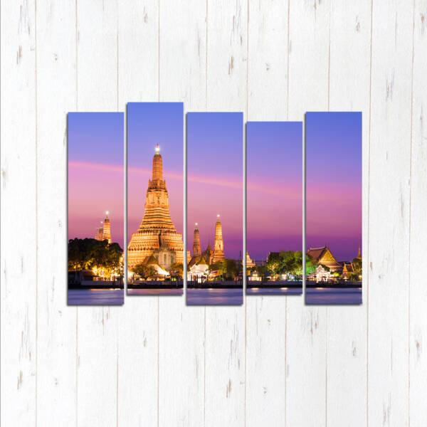 Закат в Чиангмай