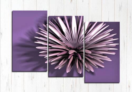 Фиолетовый ёж