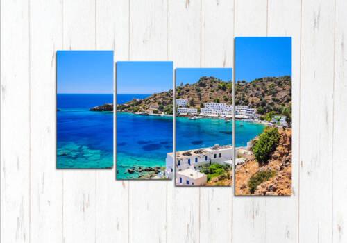 Модульная картина Остров Родос
